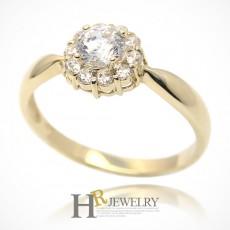 (4월탄생석)14K 다이아몬드 반지